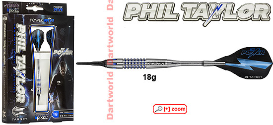 TARGET 9FIVE 95% (Phil Taylor)