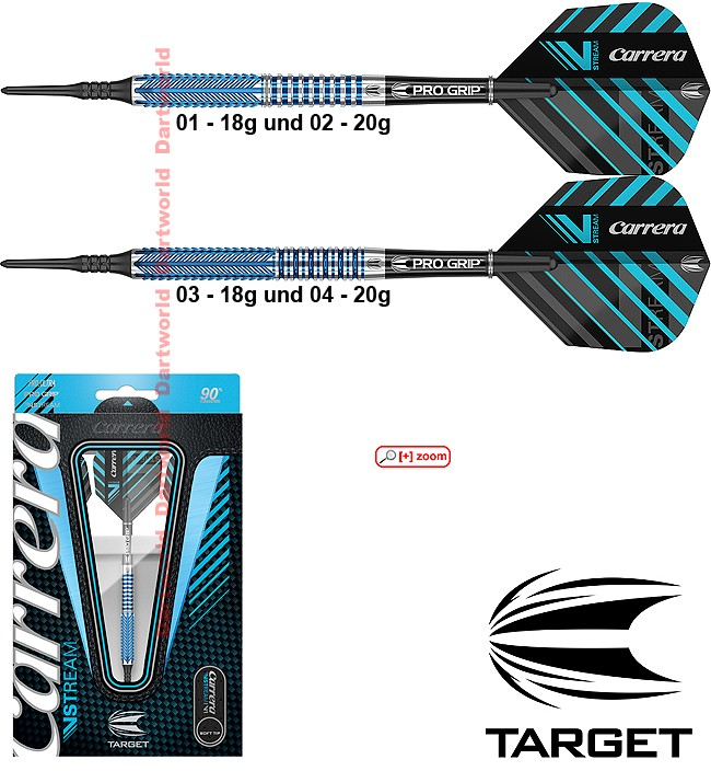 TARGET Carrera V-Stream 90%