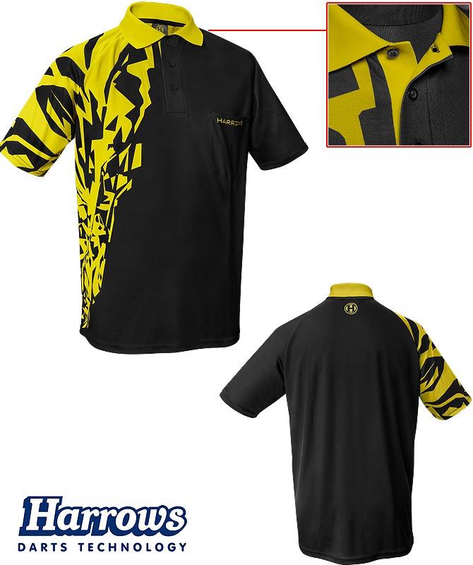 HARROWS Rapide Shirt yellow