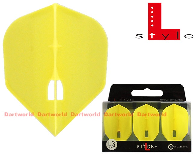 L-STYLE L3 PRO Shape Yellow