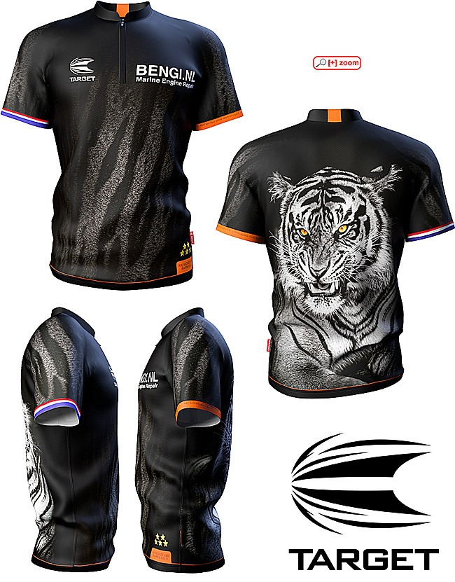 TARGET CP Collarless RvB Comeback Shirt 2021