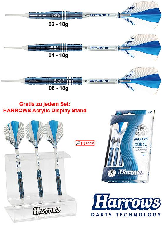 HARROWS Aura