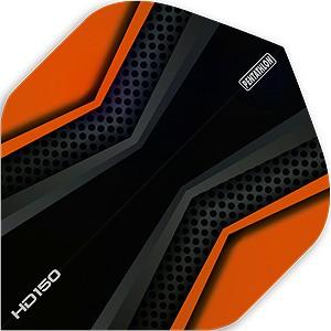 Pentathlon HD150 Flights NO.2 orange/blk
