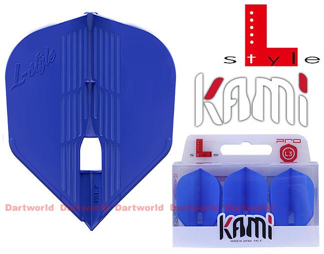 L-STYLE L3KPro Kami Shape Blue