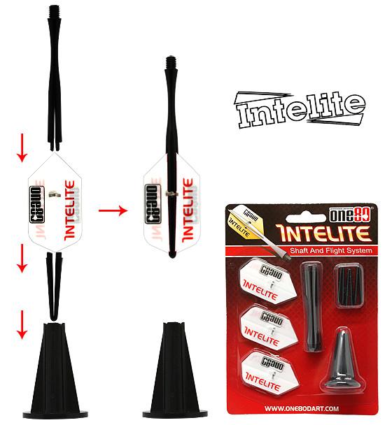one80 Intelite Starter-Set Slim white