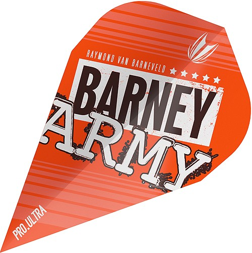 TARGET Barney Army Pro.Ultra Orange Vapor