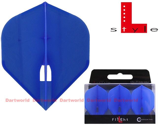 L-STYLE Champagne-Flights L1 Standard Blue