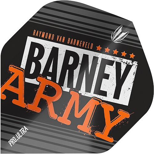 TARGET Barney Army Pro.Ultra Black No2