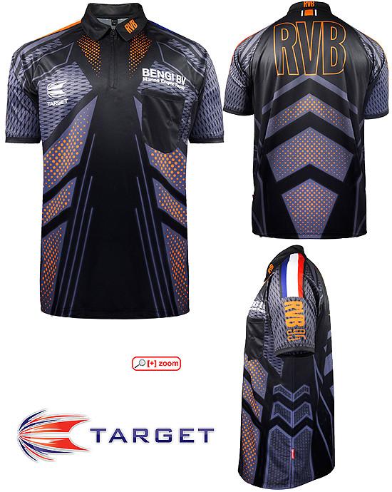 TARGET Coolplay Raymond van Barneveld 2017 Shirt