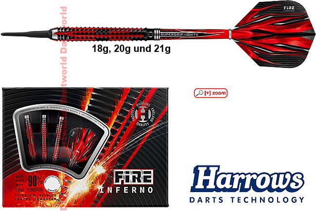 HARROWS Fire Inferno 90% Soft