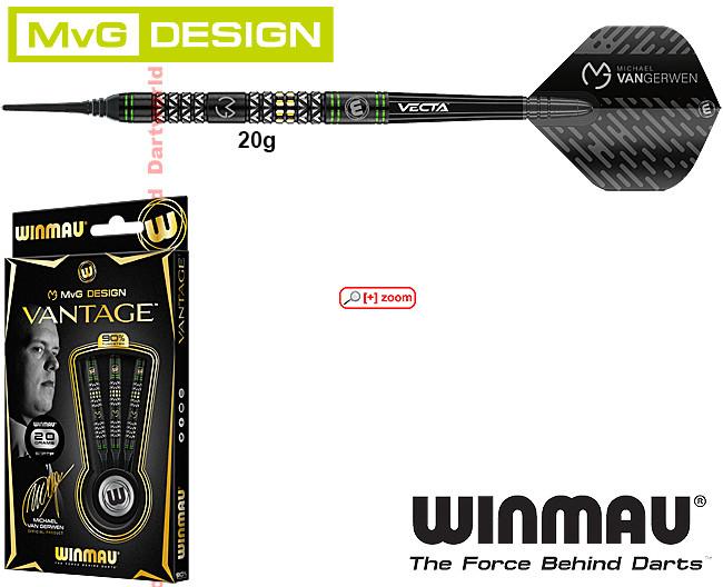 WINMAU MvG Vantage 90% 20g Soft