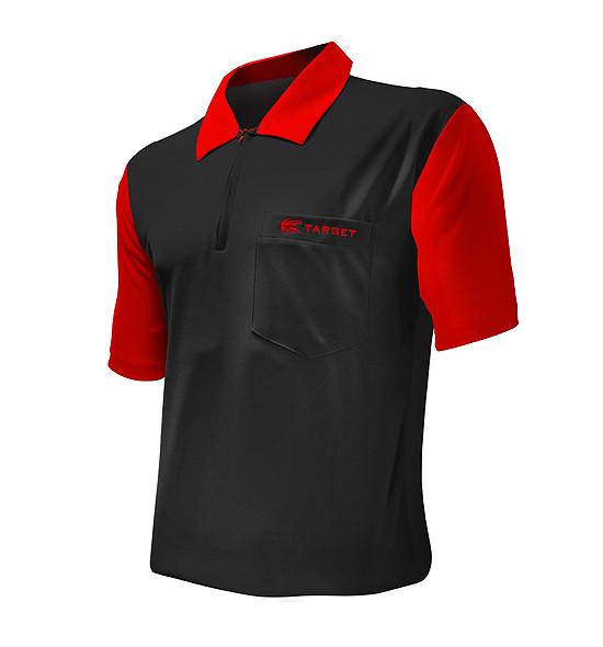 TARGET Coolplay 2 Shirt black/red
