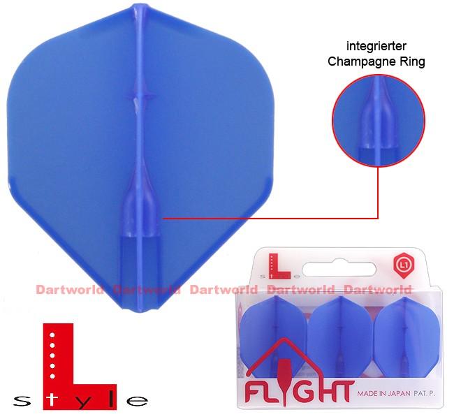 L-STYLE Champagne Flights L1 Standard EZ Blue