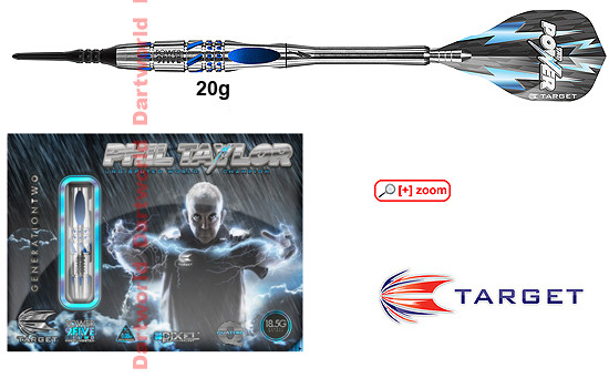 TARGET 9FIVE 95% ASIA-EDITION Gen 2 (Phil Taylor)