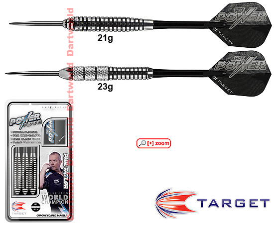 TARGET Power-Flare(Phil Taylor)