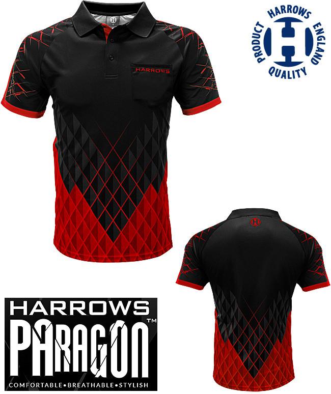 HARROWS Paragon Shirt Red