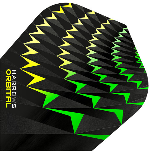 HARROWS Orbital Flight Yellow/Green