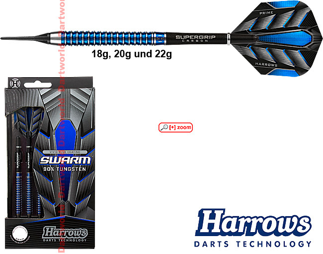 HARROWS Swarm 90% Soft