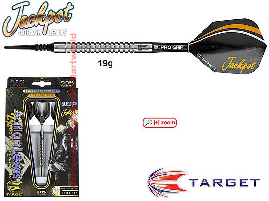 TARGET Adrian Lewis Gen3