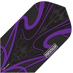 Flights Pentathlon TDP LUX purple slim
