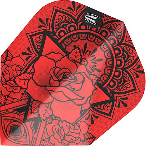 TARGET Flights Ink Pro.Ultra Red NO6