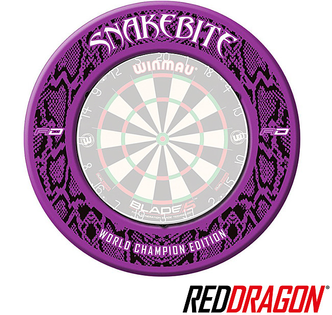 REDDRAGON Peter Wright Snakebite World Champion Edition Surround