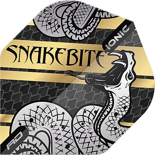 RED DRAGON Hardcore Snakebite Coiled Snake Gold