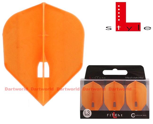 L-STYLE L3 PRO Shape Orange