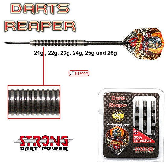 STRONG Darts Reaper