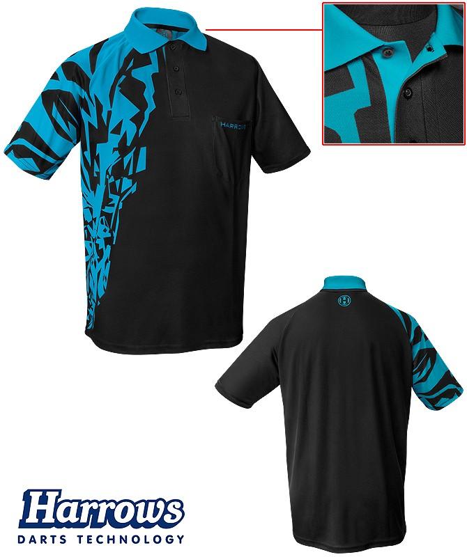 HARROWS Rapide Shirt aqua