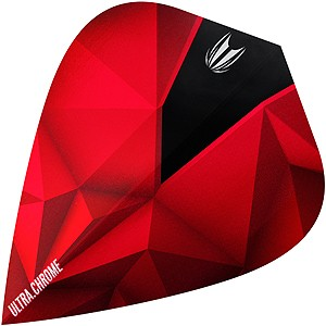 TARGET Shard Ultra.Chrome Crimson Kite
