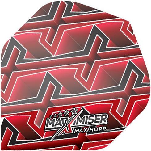 SHOT Powerflite Max Hopp red Std. No2