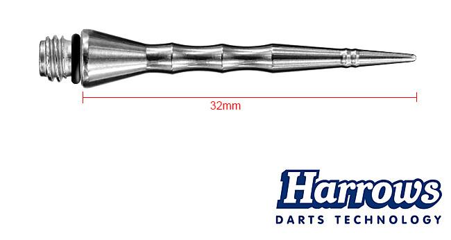HARROWS Sabre Conversion Points Silver