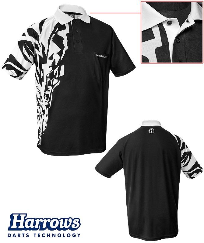 HARROWS Rapide Shirt white