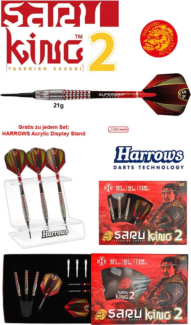 HARROWS Saru King 2 (Takehiro Suzuki)