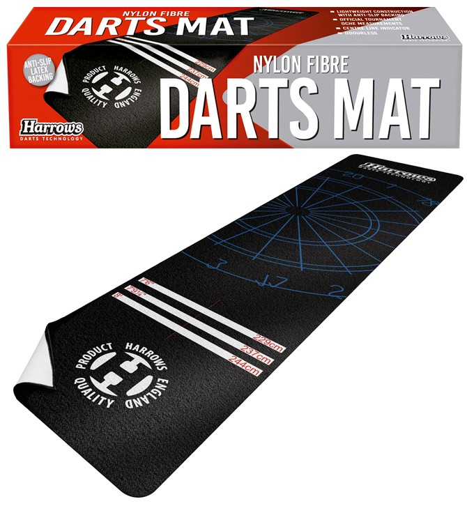 HARROWS Carpet Mat