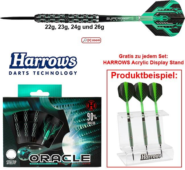 HARROWS Oracle 90%