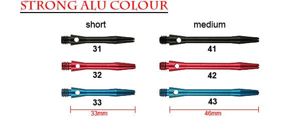 STRONG Alu Colour