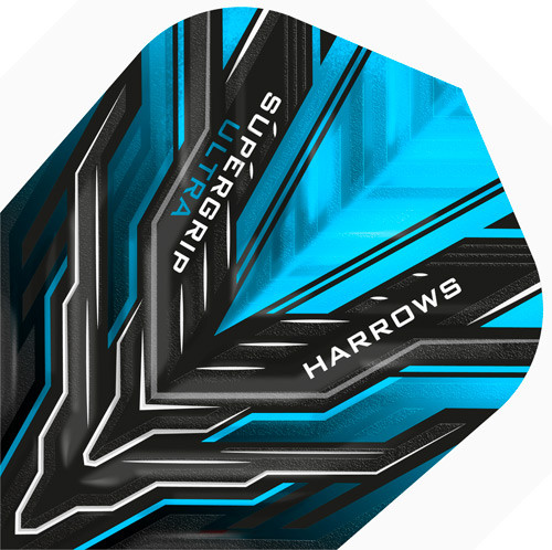 HARROWS Supergrip Ultra Flight Aqua