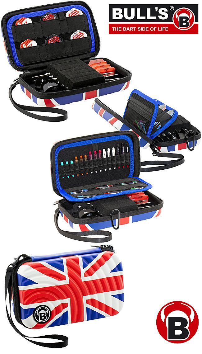 BULLS Orbis XL Dartcase Union Jack Edition