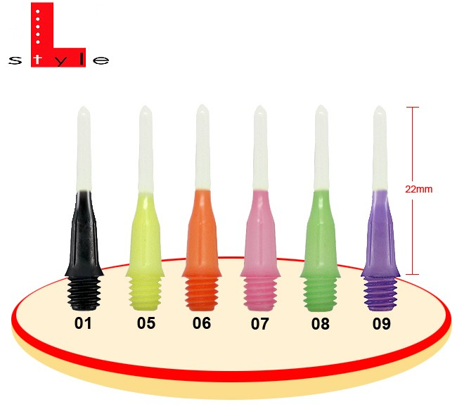 L-STYLE Shortlip Points Twotone 30er Pack