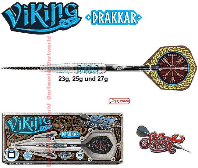 SHOT Viking Drakkar BW