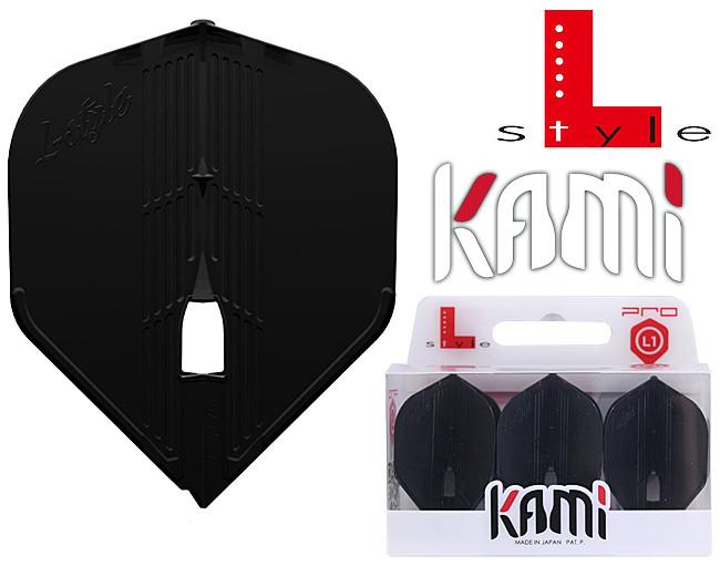 L-STYLE L1 PRO Standard KAMI Black