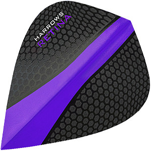 HARROWS Retina Kite purple
