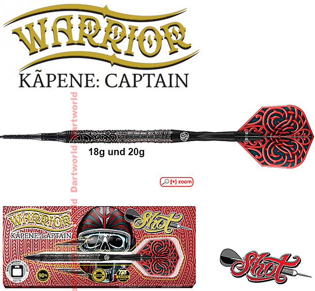 SHOT Warrior Kapene Captain
