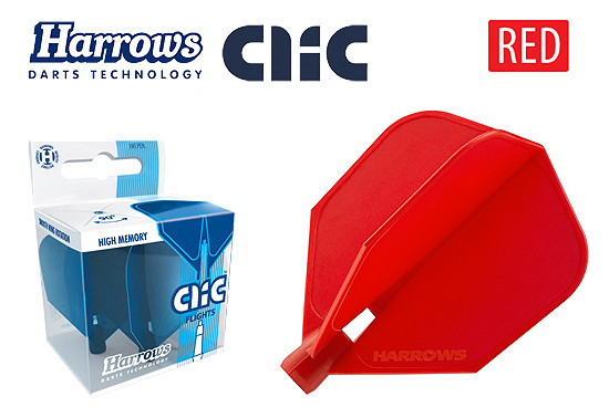 HARROWS Clic Flights red