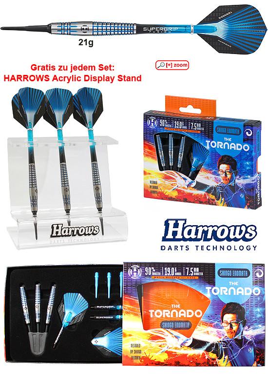 HARROWS The Tornado (Shingo Enomata) Soft 21g