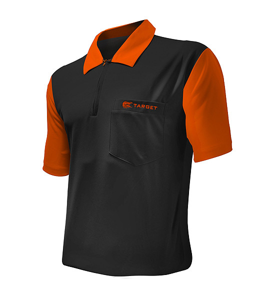 TARGET Coolplay 2 Shirt black/orange