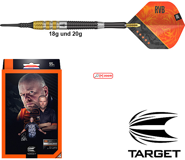 TARGET Raymond van Barneveld G4 Soft