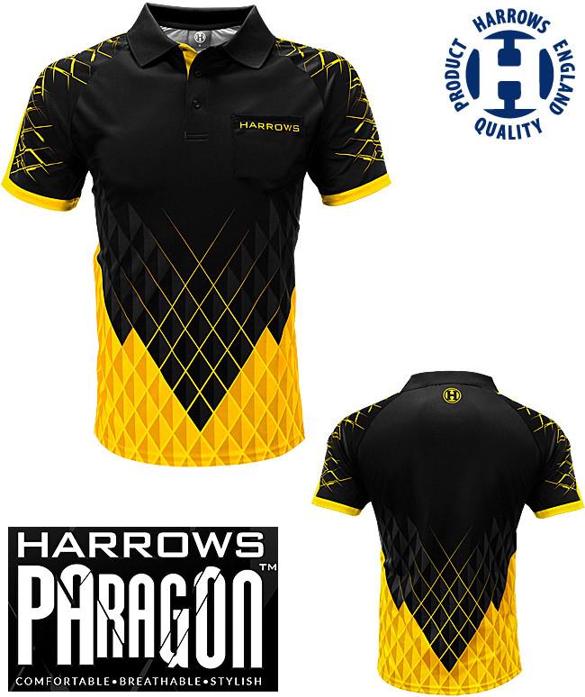HARROWS Paragon Shirt Yellow